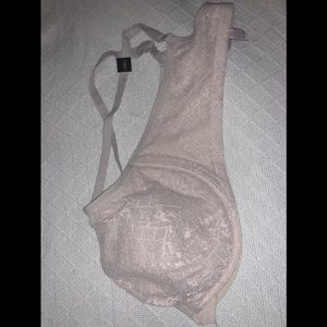 NWT Victoria's Secret unlined Lt Pink Sz 40-D bra
